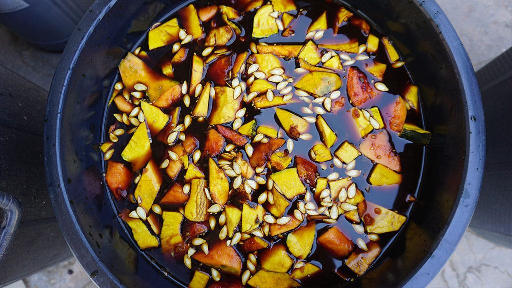 วิธีทำน้ำหมักผลไม้